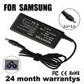 19 В 3.16A 5.5*3.0 мм Питание AC Адаптер Питания для Samsung AD-6019R AD-6019 ADP-60ZH D CPA09-004A PA-1600-66 Адф-60zh зарядное устройство