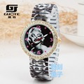 GUOTE Brand Women Wristwatch 2016 Fashion Marilyn Monroe Rhinestone Quartz Watch Ladies Casual Watch Relogio Feminino Clocks Hot