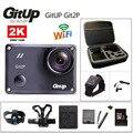 Экшн Спортивная камера оригинальный gitup Git2P Novatek 96660 удаленный Ультра HD 2 K WiFi 1080 P 60fps go Водонепроницаемый pro Git2 P камера