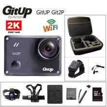 Action kamera deportiva Original GitUp Git2P Novatek 96660 remote Ultra HD 2 Karat WiFi 1080 P 60fps gehen wasserdicht pro Git2 P kamera