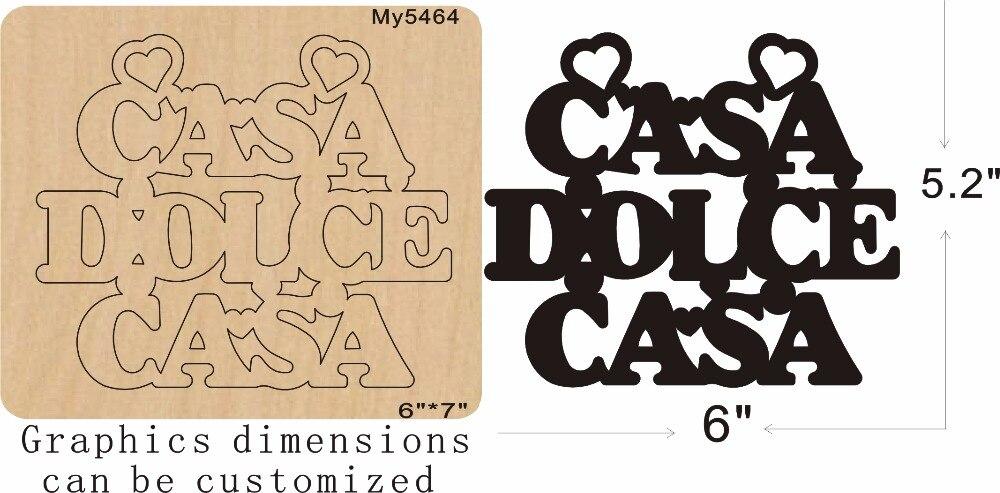 편지 조립 죽을 regola acciaio die misura, my-에서절단 다이스부터 홈 & 가든 의  그룹 1