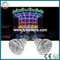 Parque de diversões parque de diversões passeios de lâmpadas luzes de diversões levou 24 V iluminação de diversões diversão