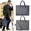 2016 Fashion Men's Handbag Shoulder bag Computer bag Men PVC Business bag Laptop bag For Macbook