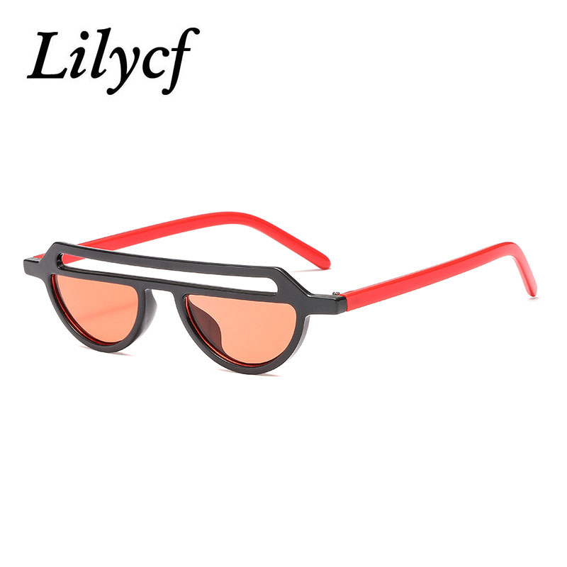 New Irregular Unisex Sunglasses Ladies Retro Trend Small Square Personality Women's Brand Designer Sunglasses High Quality UV400
