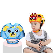 Animal Baby Protective Helmet for Kids Safety Helmet Babies Walking Running Headwear Head Protection Soft Baby Safety Child Hats