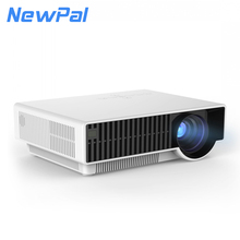 2016 Pico Projector 2800lumens Mini Projector 1280*800 With Remote Control For Video Games Support Hdmi Portable Home Theater