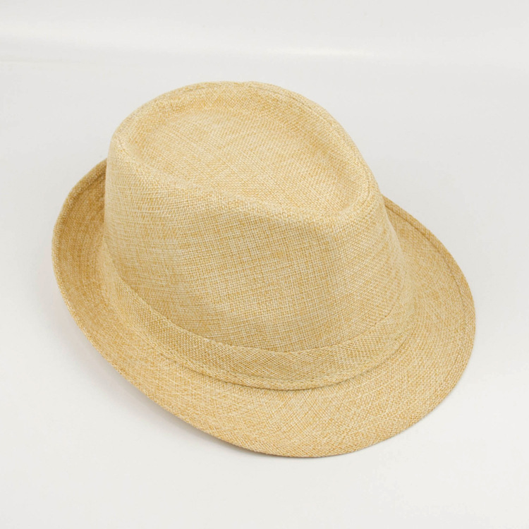 Fashion Men Women Fedora Large Brim Caps England Classic Style Formal Hat Vintage Floppy Jazz Hat