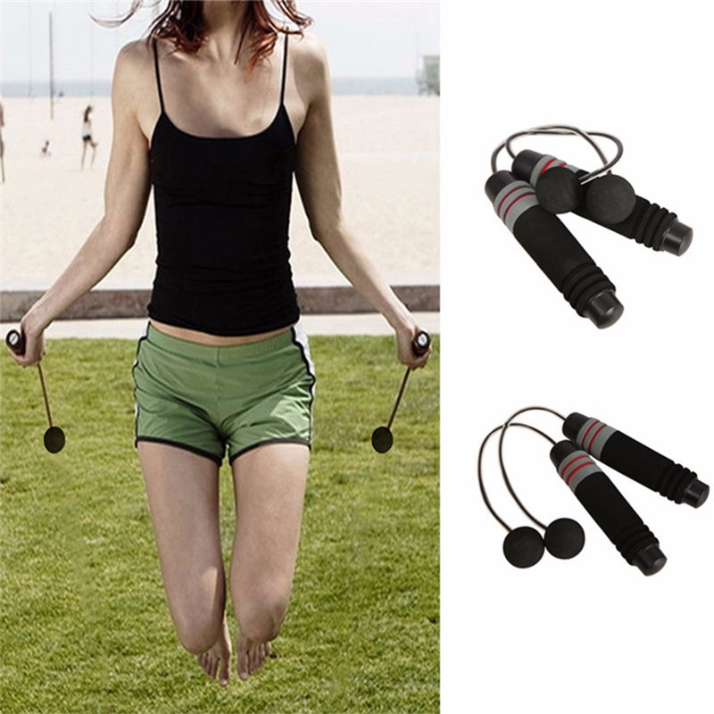 Wireless Jump Rope Indoor Gym Fitness Cordless Skipping Rope Crossfit Burning Calorie Professional Jumping Rope