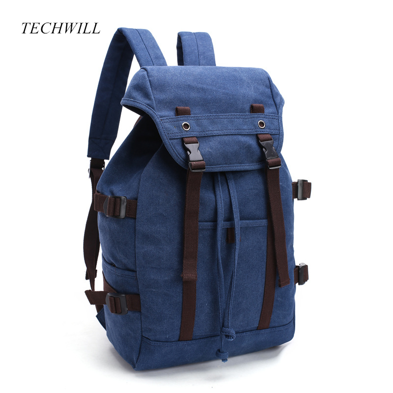 New Tech Outdoor Hiking Camping Bags Travel School Backpack Army Waterproof Bag for Young People with
