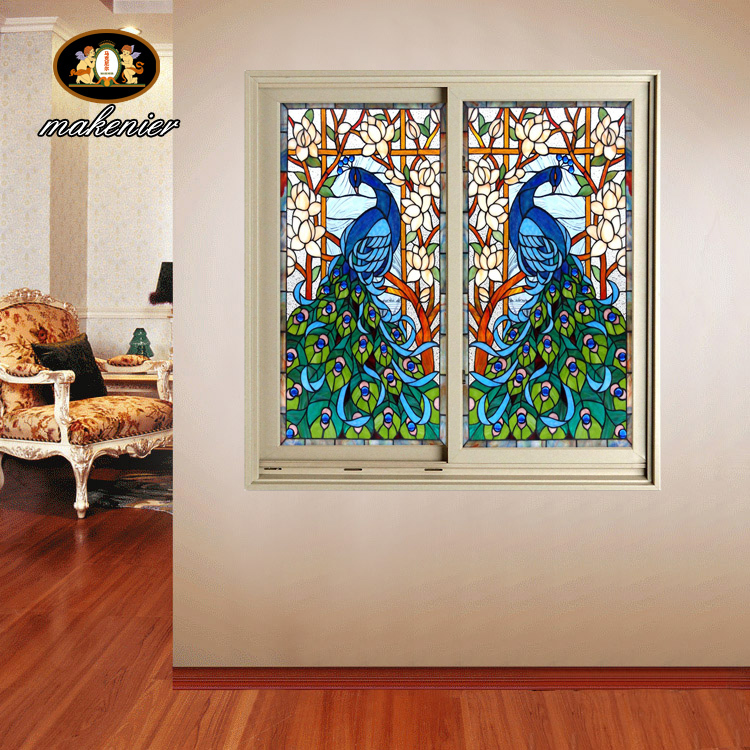 Custom Made Wall Panels Colored Art Glass Sliding Doors And Club