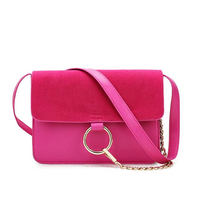 OLGITUM 2017 New Fashion Women Messenger Bags Women Bag Shoulder Bag Famous Brands Women Leather Handbags F539