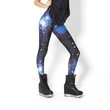 928c0a826320ea holographic BrandBrand New 3D Print Galaxy Leggings Fitness Legins Gothic  Fashion Slim Sexy Leggins Women Leggings