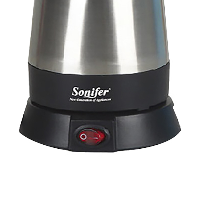 Stainless Steel Coffee Machine Turkey Coffee Maker 800W Electrical Coffee Pot Boiled Milk Coffee Kettle for Gift 220V Sonifer 4