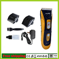 NEW Professional Ceramic Blade Electric Hair Clipper Hair Trimmer IPX7 Waterproof Hair Cutting Machine For Men Baby