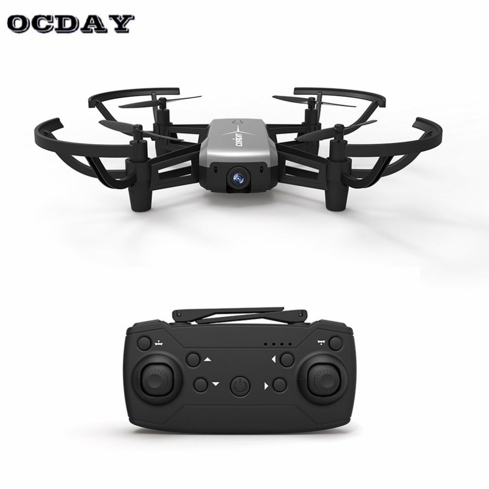 IN1802 Stylish Shape Drone WiFi Quadcopter Drone Mobile Remote Control 720P HD Camera Headless Mode Helicopter hi(China)