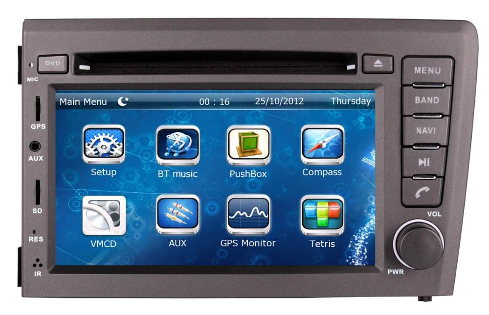 2 Din In Dash Car Dvd Player For Volvo S60 V70 2001 2004 With Gps Rhaliexpress: 2004 Volvo C70 Radio At Gmaili.net