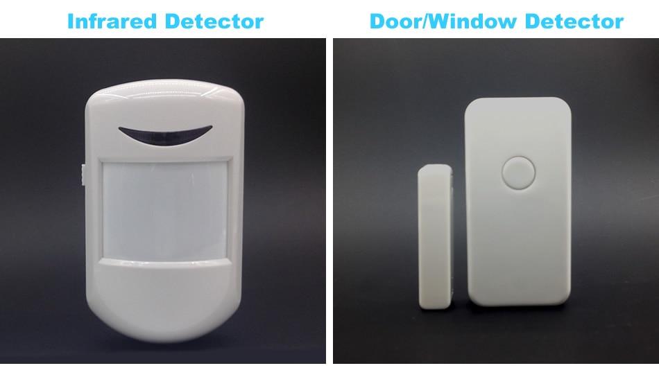 Home alarm system SAGSM11G 9-4