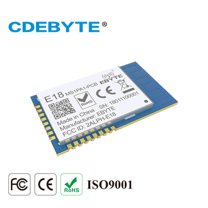 Image 2 - E18 MS1PA1 PCB Zigbee IO CC2530 PA 2.4Ghz 100mW PCB Antenna IoT uhf Wireless Transceiver Transmitter and Receiver RF Module