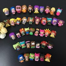 20-100 Pcs/lot MMMQ's My Mini Mixie Q's Anime Dolls Mixieq's Assembling Girl Model Capsule Toys Action Figures Mixieqs Gift(China)