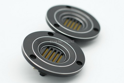 pair Melo audio AMT air motion transformer  Ribbon Tweeters  speaker 8 Ohm 30W   free ship aluminum panel