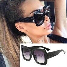 2019 Luxury brand Summer womens sunglasses Fashion Vintage Square Sunglasses Lady Female Sun Glasses For Women ray bann lunette