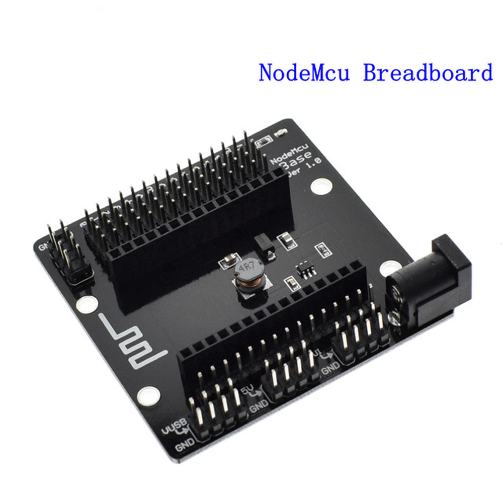 Image 5 - Wireless module NodeMcu v3 CH340 Lua WIFI Internet of Things development board ESP8266 with pcb Antenna and usb port for Arduino-in Integrated Circuits from Electronic Components & Supplies