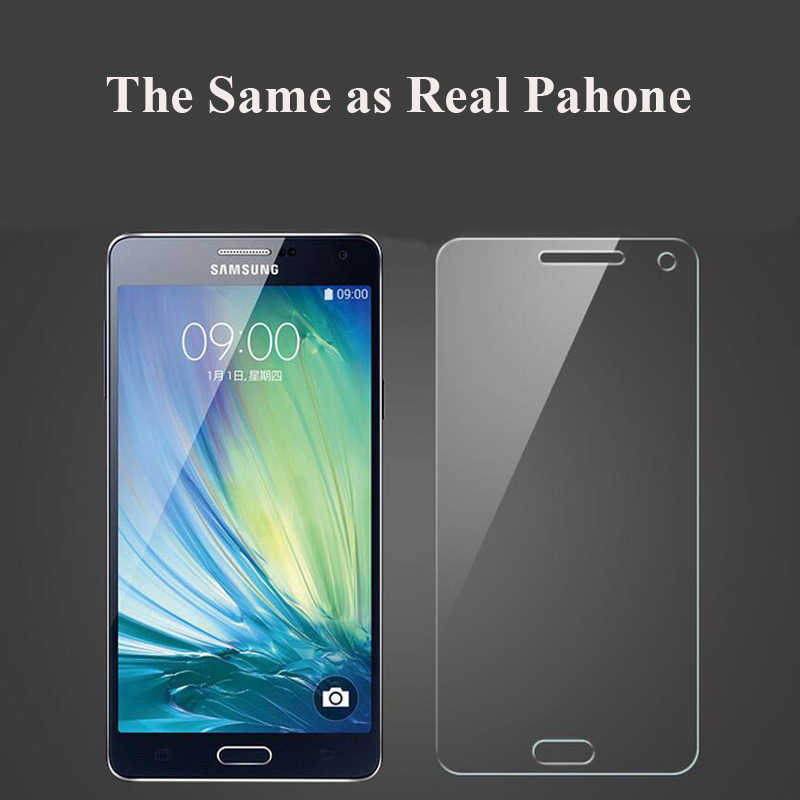 0.3mm Tempered Glass For Samsung Galaxy A3 A5 A7 A310F A510F A710F J5 2015 J5 J7 2016 S7 S5 S6 Screen Protector Film Phone Case