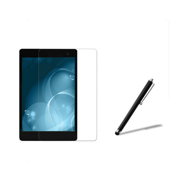 Matte Screen Protector Films Anti-Glare Protective Matted Film Guards + Stylus Pen For Nokia N1 7.9 7.9 inch Tablet PC