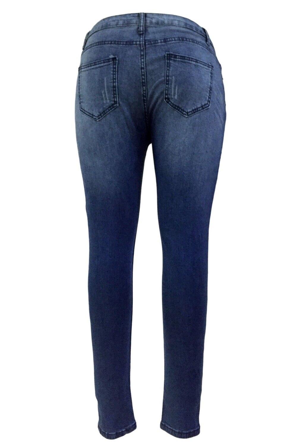 Dark-Sandblast-Wash-Denim-Destroyed-Skinny-Jeans-LC78659-5-4