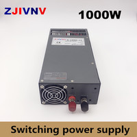 Single Output 1000W Switching Power Supply 24V 12V 13.5V 15V 24V 27V 36V 48V 60V 72V 110V power supply 220V 110V INPUT