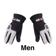 Winter Warmth Outdoor Sport Adjustable Fishing Gloves Men Full Finger Women men Equipment Windproof LB001