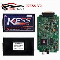 KESS V2 ECU Programmer OBD2 Manager Tuning Kit No Tokens limitation Kess SW V2.32 FW V4.036 Master Chip Tuning Tool