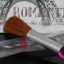 Top Nail Black Brown Resin Beauty Pincel Maquiagem Foundation Brush Makeup Brushes Maquillaje FS-03