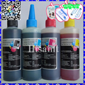 400ml Refillable Ink Cartridges for HP-With Auto Reset Chips!and UV Resistant Bulk Dye Ink Specially Formulated for HP Universal