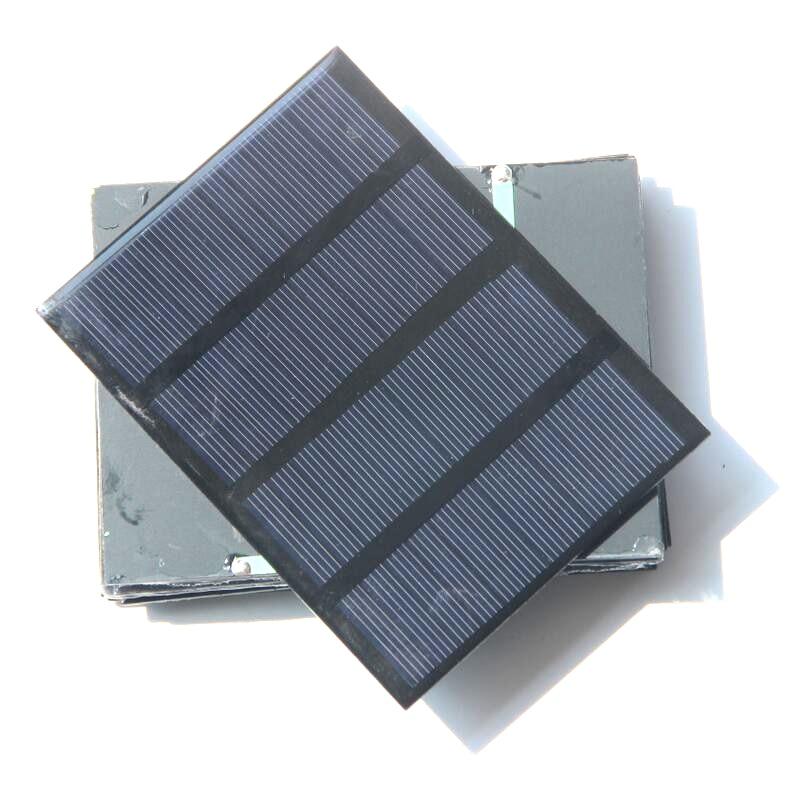 BUHESHUI 12 В 1,5 Вт Мини солнечных батарей эпоксидный солнечный модуль панелей поликристаллическое DIY зарядное устройство для аккумулятора 115x85 мм 1000 шт