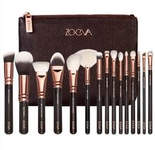 Beginne Pre-se COMPLETE MAKEUP BRUSH SET Professional Luxury Set Make Up Tools Kit ZOEVA 15 PCS ROSE Powder Blending brushes