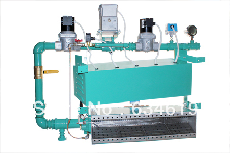 Riscaldamento Ad Aria A Gas.Industriale 460kw Veloce Riscaldamento Ad Aria Calda Lineare