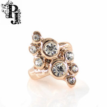 Authentic Endless Jewelry Charms Rhinestone Rose Gold – Endless bracelet compatible SJSB1336