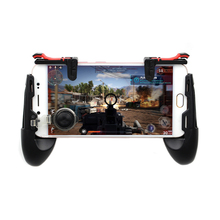 Mobile Phone Game Controller Shooter Trigger Fire Button For IPhone Android Phone