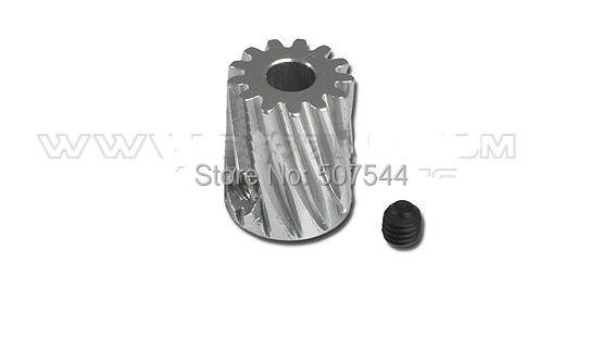 Tarot 450 Parts TL2747 Pinion Helical Gear 13T Tarot 450 Parts Free Shipping with tracking tarot 450 parts motor pinion gear 13t 3 5mm tl45059tarot 450 rc helicopter spare parts freetrack shipping