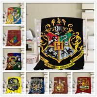 New Arrival Harry Potter Blankets 3D Printing Soft Blanket Throw On Home/Sofa/Bedding Portable Adult Travel Cover Blanket