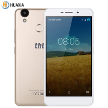 Original THL T9 Pro Quad Core 5.5″ 2G RAM 16G ROM Android 6.0 Smartphone 13MP 4G FDD-LTE Fingerprint 3000mAh Mobile Cell Phone