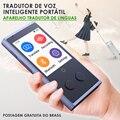 Translaty Smart Voice Vertaler Draagbare Vertalen Tradutor Apparaat 75 meertalige Instant Vertaler intelligente Vertaling
