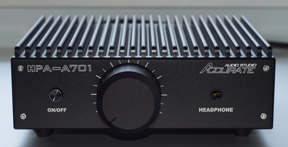 Pure Class A Headphone Amplifier Audiophile Stereo Amp Match AKG K701 Headsets ...