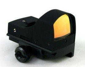 Mini Reflex Red Dot sight Auto Power (Black)