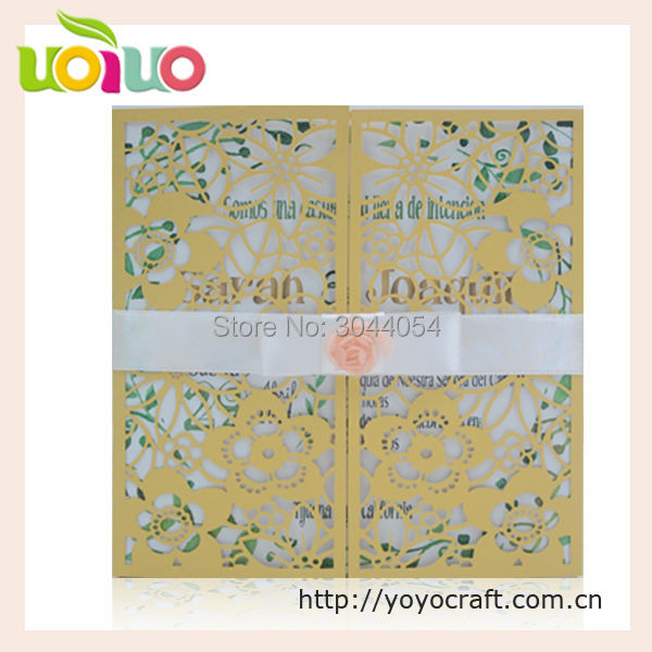 Wholesale high quality hot sale wedding invitation card greeting wholesale high quality hot sale wedding invitation card greeting card with printing service from china in cards invitations from home garden on m4hsunfo
