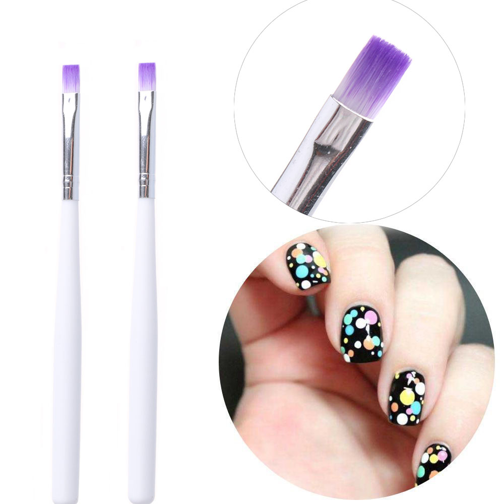 Brand New 1Pc Acrylic French Nail Art Pen Brush Painting Drawing ...