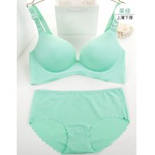 943aef9fe1 Baharcelin ABC Cup Sexy Woman Young Girl Smalll Chest Bra French Romantic  Gathered Bra candy color