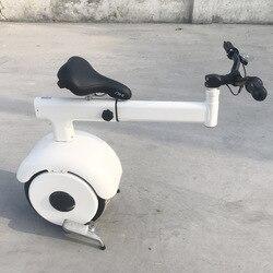Inteligentny kierownica toczenia jedno koło siebie równoważenia skutery silnik składany rower elektryczny skuter z elektrycznego układu hamulcowego S3W w Pojazdy elektryczne od Samochody i motocykle na