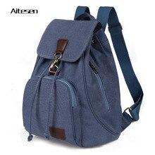 Bagpack большой ноутбук рюкзаки женщины холст школьные сумки для подростков девушки mochilas feminina эсколар kanken рюкзак классический мешок
